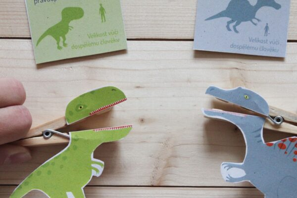 Pohybliví dinosauři