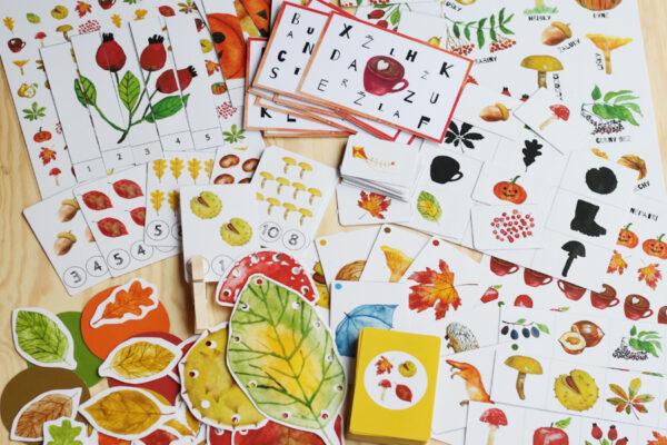 Malovaný podzim – 13 aktivit